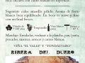 Etiqueta Viña Aurelio